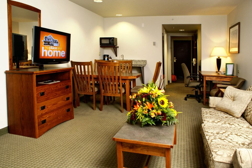 Big Horn Resort Suite Room 2014