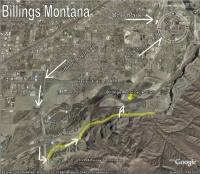 Directions & Maps | Ride the Big Sky
